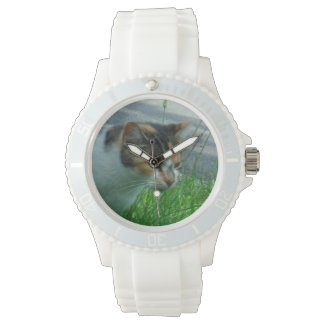 Conquest Kitty Hunting Watches