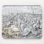 Conquest of Jerusalem by Charlemagne Mouse Pad