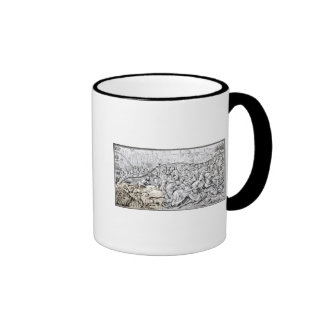 Conquest of Jerusalem by Charlemagne Coffee Mug