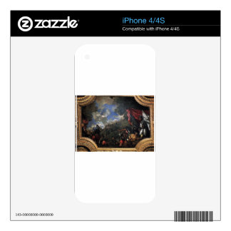 Conquest of Smyrna by Paolo Veronese iPhone 4S Skins