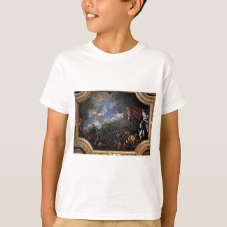 Conquest of Smyrna by Paolo Veronese T-Shirt