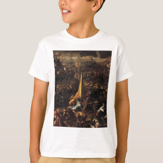 Conquest of Zara by Tintoretto T-Shirt