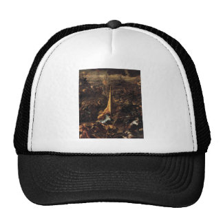 Conquest of Zara by Tintoretto Trucker Hat