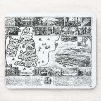 Conquests of Gustavus II Adolphus Mouse Pad
