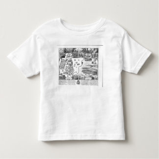 Conquests of Gustavus II Adolphus Toddler T-shirt