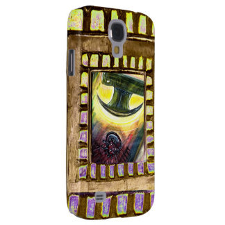 Conquet Over Evil Samsung S4 Case