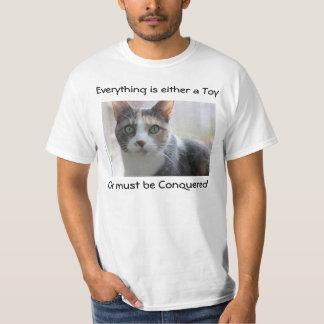 Conquista del gato polera