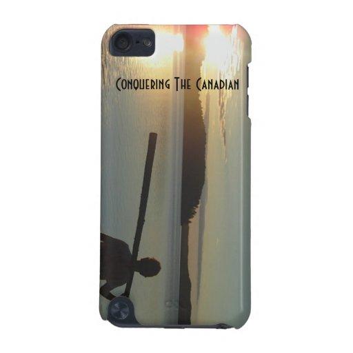 Conquista del tacto canadiense 4to de iPod/del 5to