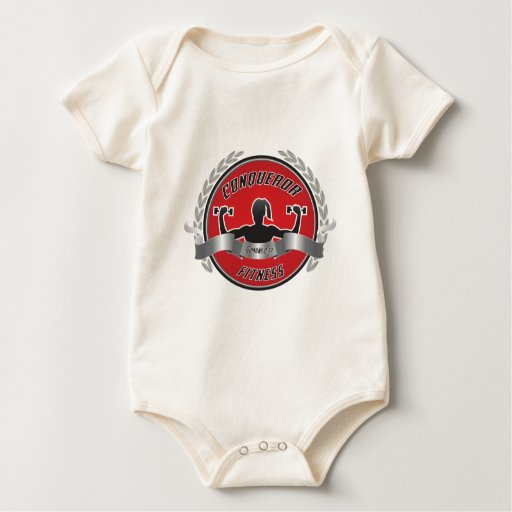 CONQUISTADOR LOGO.png Traje De Bebé