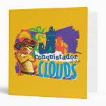 Conquistador of the Clouds 3 Ring Binder