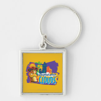 Conquistador of the Clouds Keychain