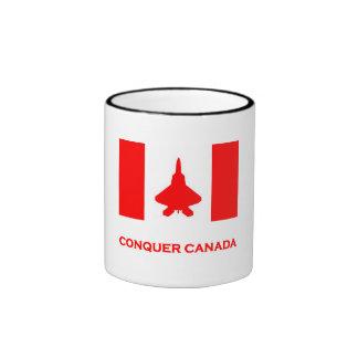 Conquiste la taza de Canadá