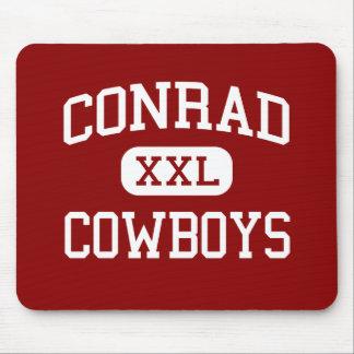 Conrad - Cowboys - High School - Conrad Montana Mouse Pad