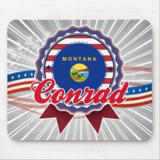 Conrad, MT Mouse Pads
