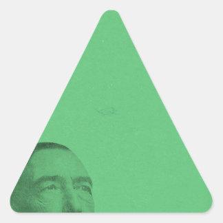 Conrad Triangle Sticker