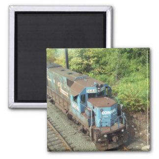 Conrail #1644 diesel GP-15-1 Imán Cuadrado