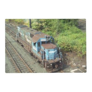 Conrail #1644 diesel GP-15-1 Tapete Individual
