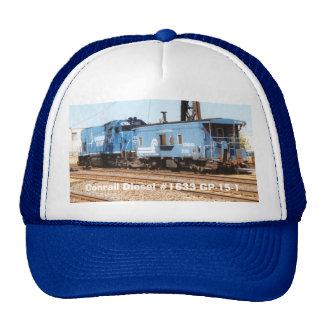 Conrail Diesel #1633 GP-15-1 Trucker Hat