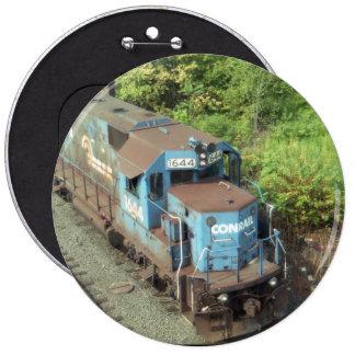Conrail Diesel #1644 GP-15-1 Button