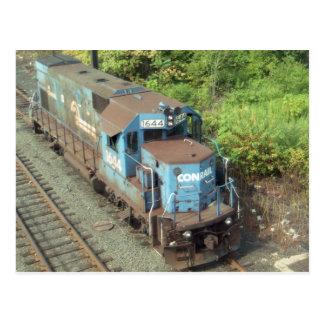 Conrail Diesel #1644 GP-15-1 Postcards