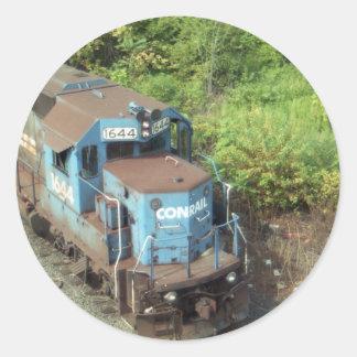 Conrail Diesel 1644 GP-15-1 Stickers