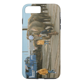 Conrail Elephants on The March iPhone 7 Plus Case