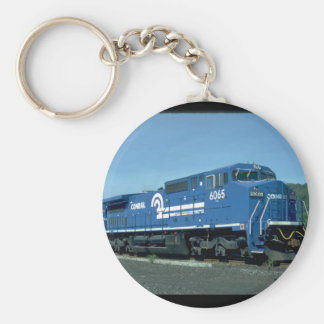 Conrail new GE widecab C40-B #6065_Trains Keychain