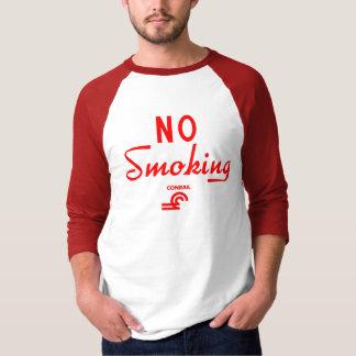 Conrail No Smoking Sign Tee Shirt