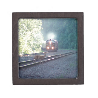 Conrail Office Car Train-OCS 8/22/97 GiftBox Jewelry Box