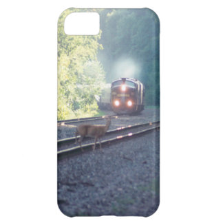 Conrail Office Car Train-OCS 8/22/97 iPhone 5C Cover