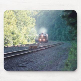 Conrail Office Car Train - OCS 8/22/97 Mouse Pad