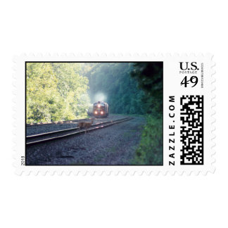 Conrail Office Car Train - OCS 8/22/97 Postage