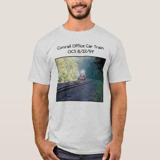Conrail Office Car Train - OCS 8/22/97 T-Shirt