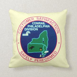 Conrail Philadelphia Division Pillows