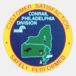 Conrail Philadelphia Division Sticker