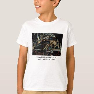 Conrail Quality 1976-1999- SD-80MAC #4118 T-Shirt