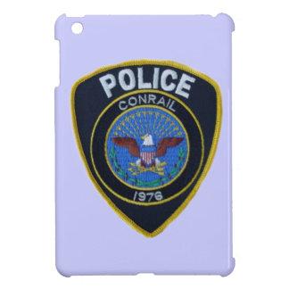 Conrail Railroad Police Patch iPad Mini Cover