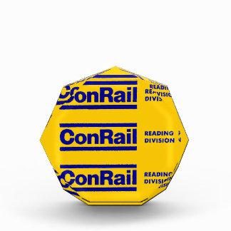 Conrail Reading Division 1976 Acrylic Award