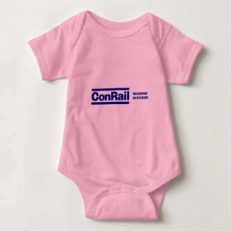 Conrail Reading Division 1976 Baby Bodysuit