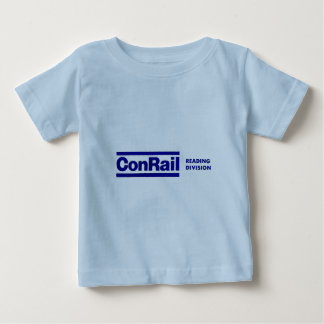 Conrail Reading Division 1976 Baby T-Shirt