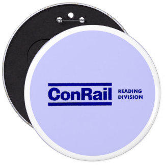 Conrail Reading Division 1976 Buttons