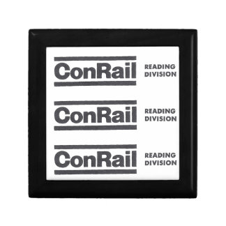 Conrail Reading Division 1976 Gift Box