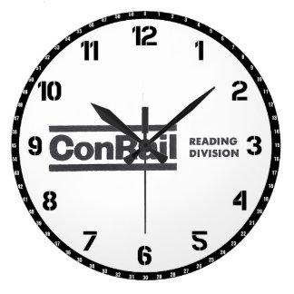 Conrail Reading Division 1976 Wall Clock
