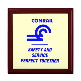 Conrail Safety and Service Giftbox Gift Box