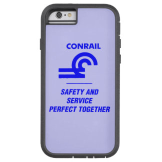 Conrail Safety and Service Logo Tough Xtreme iPhone 6 Case