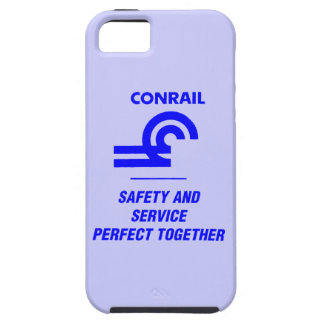 Conrail Safety and Service Logo iPhone 5 Case
