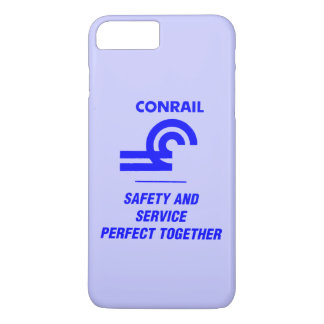 Conrail Safety and Service Logo iPhone 8 Plus/7 Plus Case