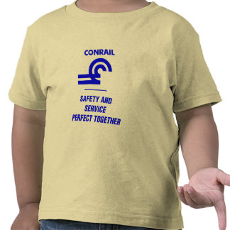 Popular conrail t shirts shirts and custom conrail clothing for Safety t shirt logos