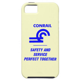 Conrail Safety and Service Perfect Together iPhone 5 Covers