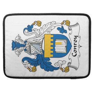 Conroy Family Crest Sleeve For MacBooks